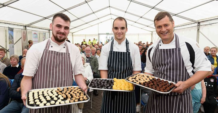 Stranraer Oyster Festival 2018